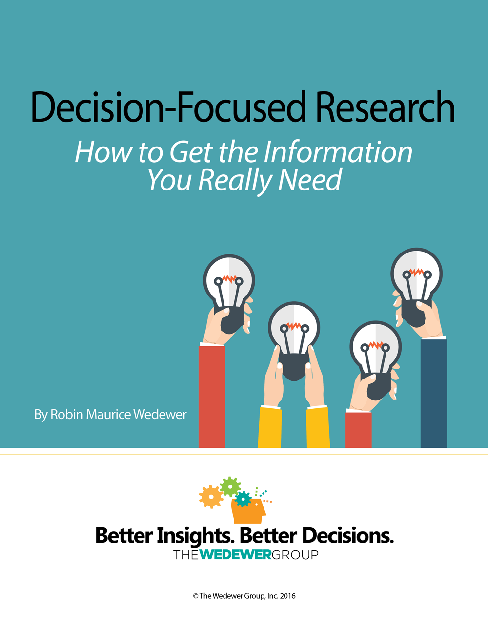 decision focused research cover