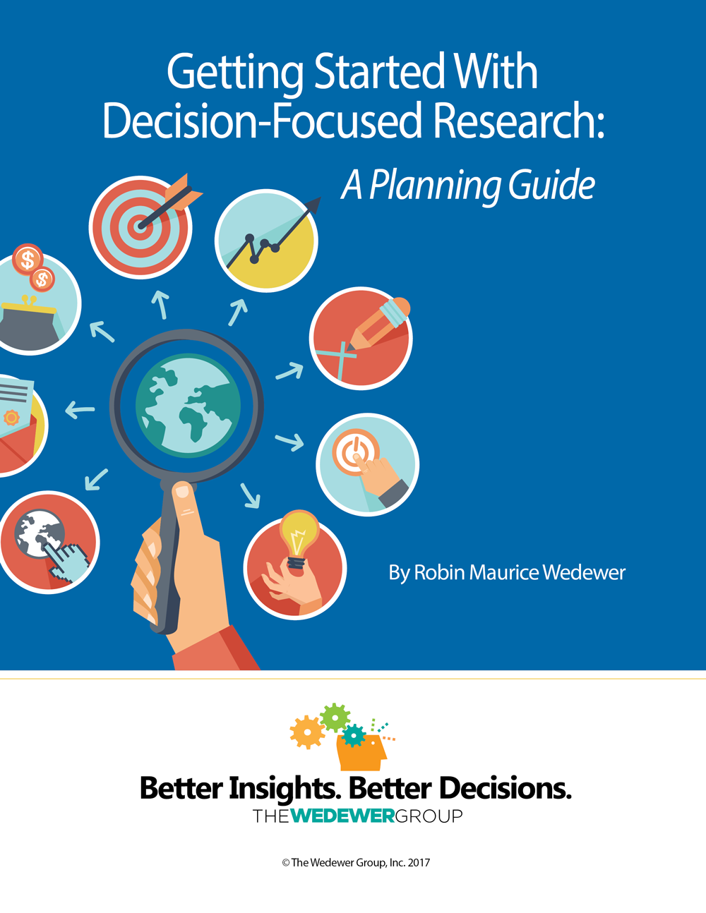 decision focused research guide cover
