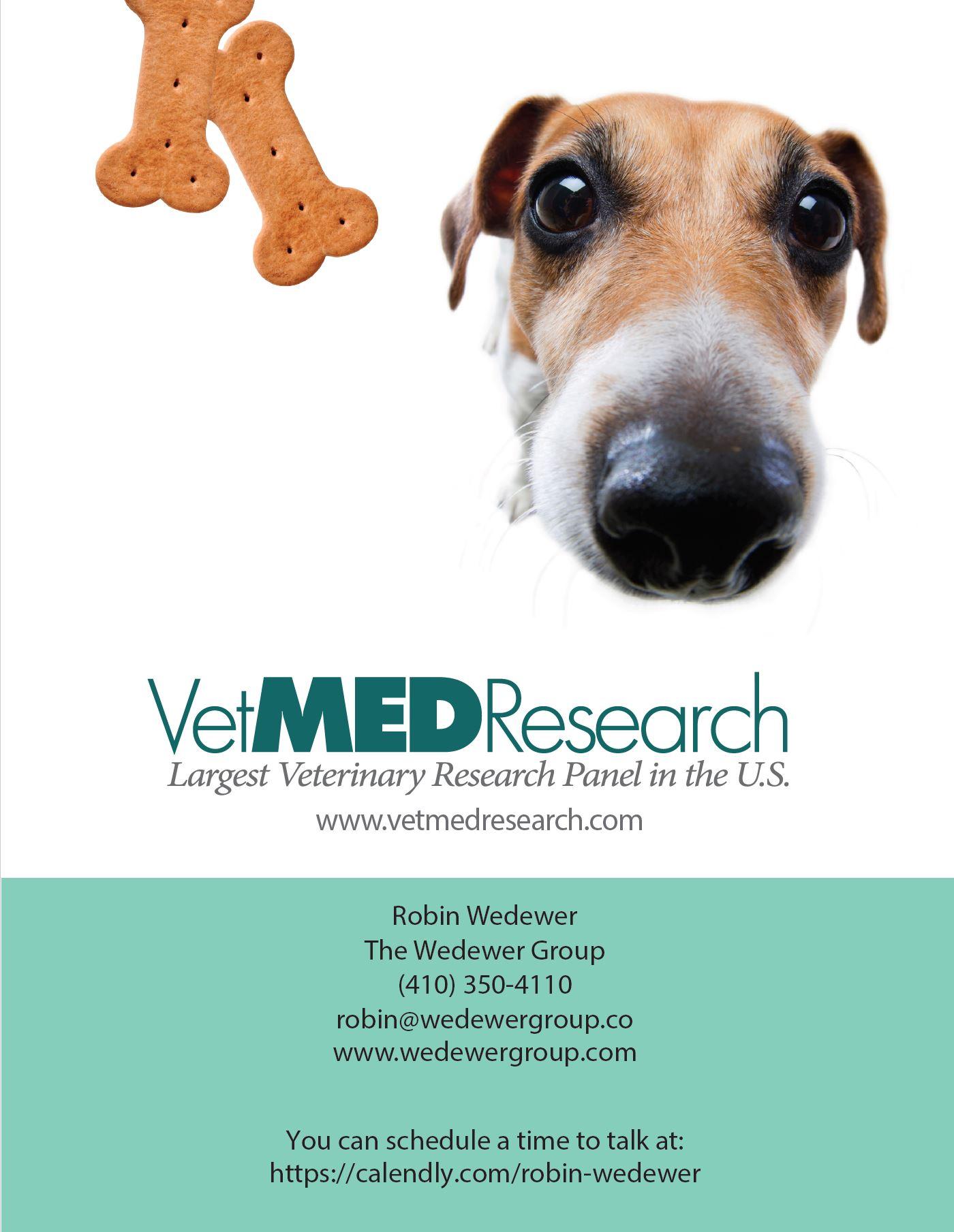 VetMEDResearch Panel Book Cover